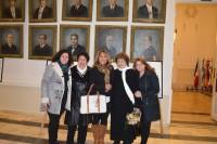 Artistas Gabi y Loli Bianchi, Lili Nasif, Eliana Zizzias.Muestra de arte Todos contra el Trabajo Infantil (FILEminimizer) (27)
